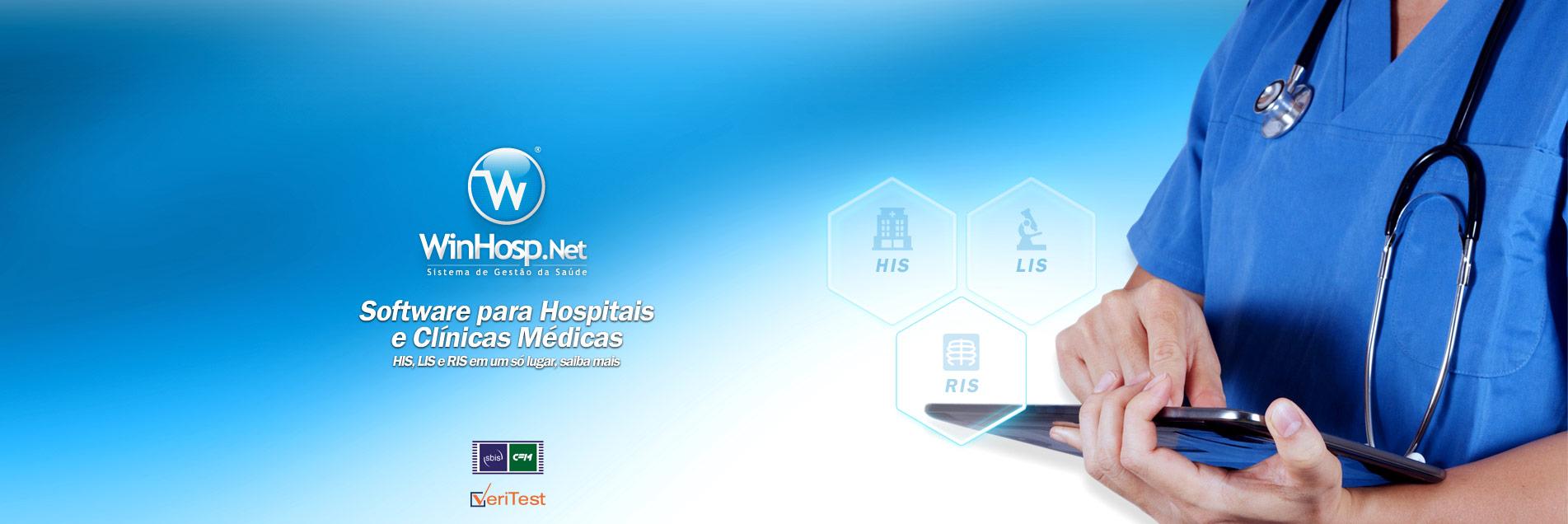 WinHosp: Gestão da Saúde