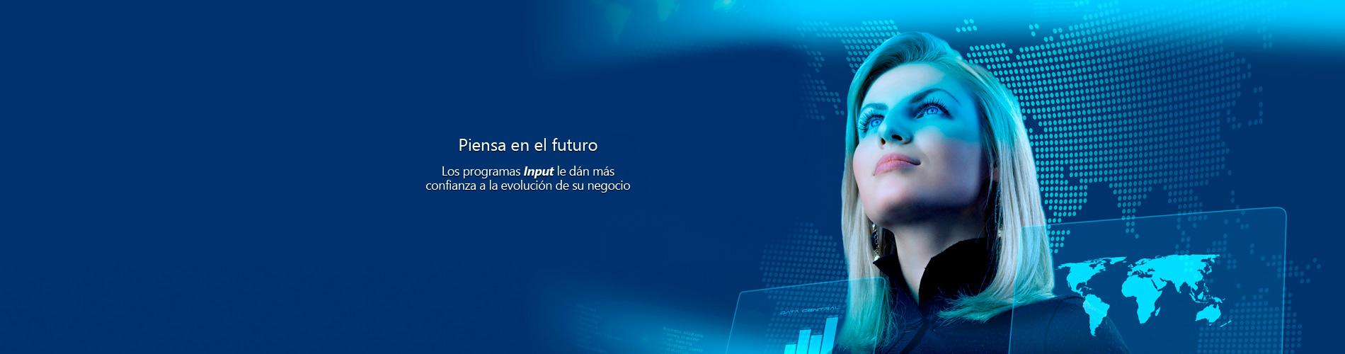 Piense en el futuro (paralaxe)